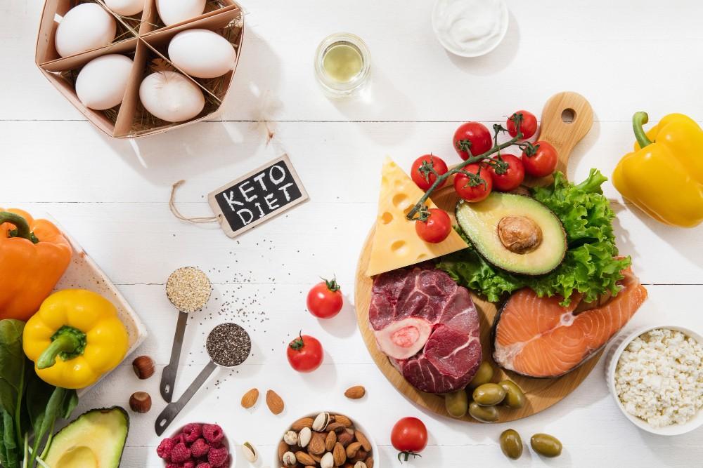 Comida ketogenica baja en cabohidratos